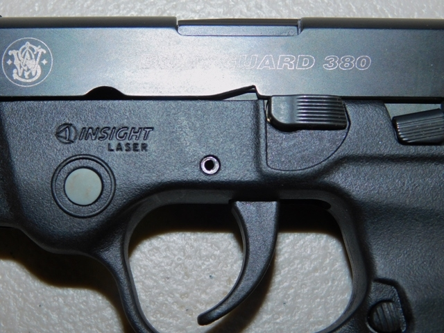 View 4~SMITH & WESSON BODYGUARD PISTOL, 22 CAL, NO MODEL #