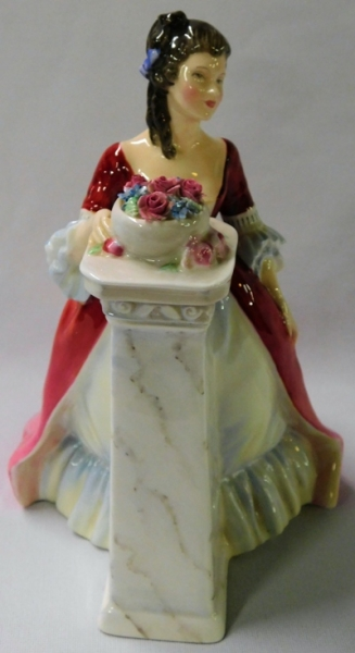 "ROYAL DOULTON ""Rendezvous"" HN2212, 1961"