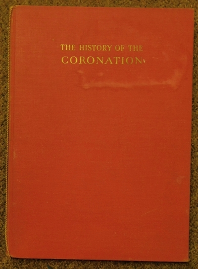 """The History of The Coronation"" + Facsimile Newspaper from 1838"