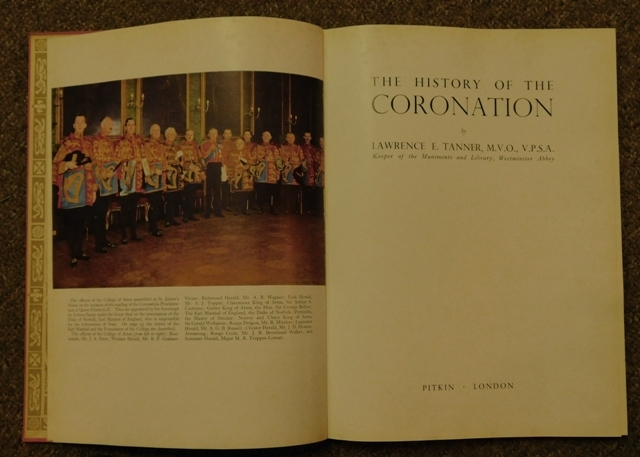"View 2~ ""The History of The Coronation"" + Facsimile Newspaper from 1838"