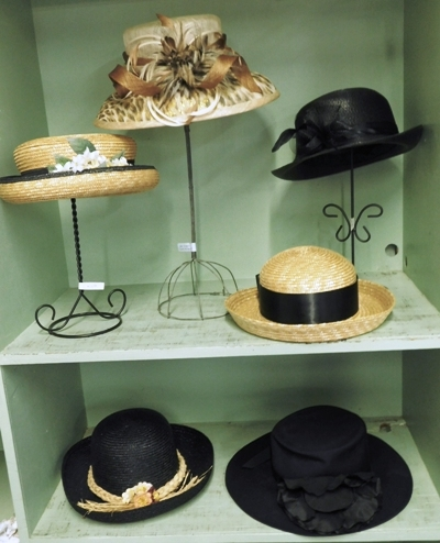 6 LADIES HATS