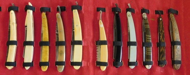 STRAIGHT RAZOR COLLECTION