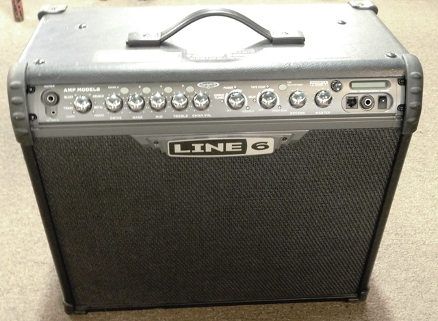 LINE 6 - SPIDER iii 75 AMPLIFIER, 75 WATTS, 1X2