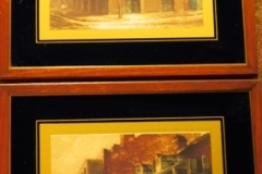"FRAMED NEW ORLEANS PRINTS  ""440 CHARTRES ST."" DATING TO 1788 and..."