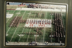 A&M MARCHING BAND