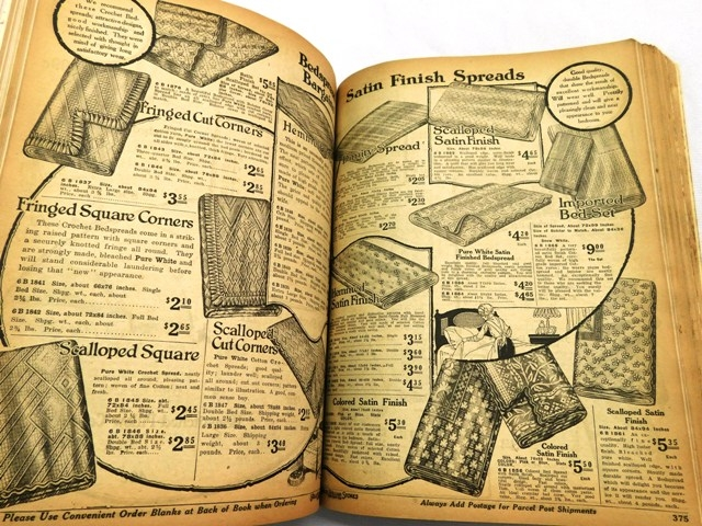 "View 2~""YOUR BARGIN BOOK"" 1921 CATALOGUE"