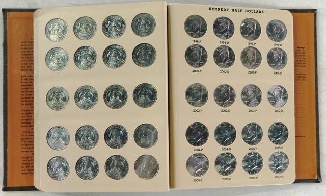 1964-2014 KENNEDY HALF DOLLAR COLLECTION