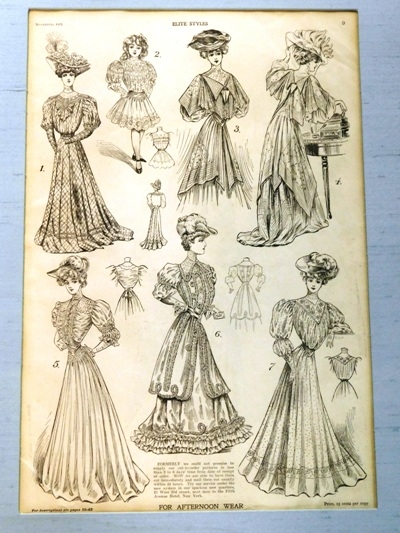 View 2~FR-MAT 1905 PATTERN BOOK PAGES