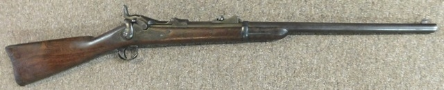 View 3~11873 US SPRINGFIELD CARBINE, CLEANING ROD IN STOCK