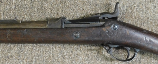 View 2~1884 SPRINGFIELD MODEL 1884 RIFLE