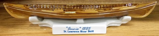 """ST.LAWRENCE RIVER """"ANNIE"""" SKIFF"""