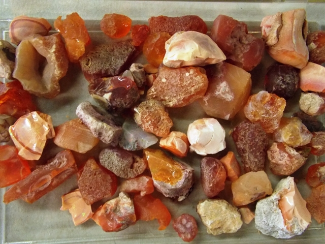 MEXICO FIRE OPALS COLLECTION