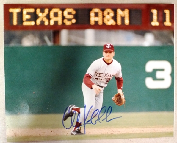 SIGNED A&M PHOTO