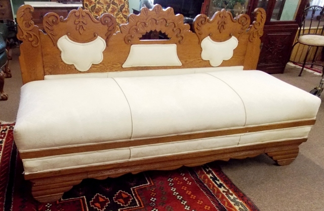 1880's DAVENPORT-DAYBED