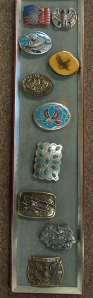 VIEW 4~BELT BUCKLE COLLECTION