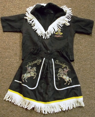 HOPPY GIRL'S 2-PC OUTFIT
