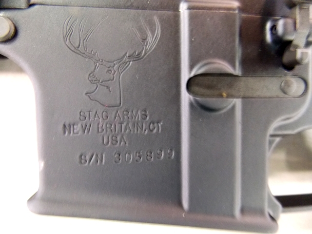 View 5~STAG ARMS 5.56mm RIFLE