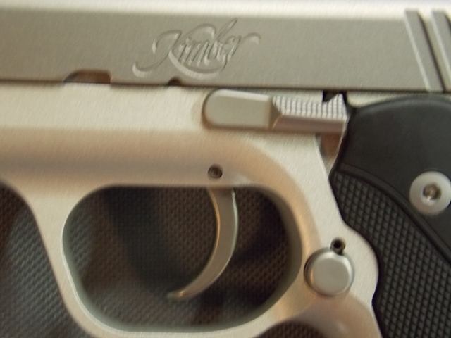 View 3~KIMBER SOLO 9mm Pistol. Model Carry STS