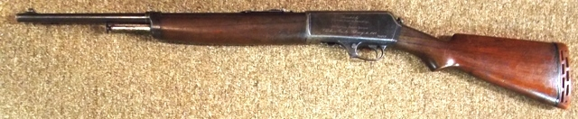 WINCHESTER, MODEL 910 401 CAL. RIFLE WITH... -212/30