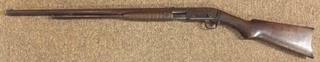 REMINGTON GALLERY SPECIAL, 22 cal. SHORT RIFLE-214/3
