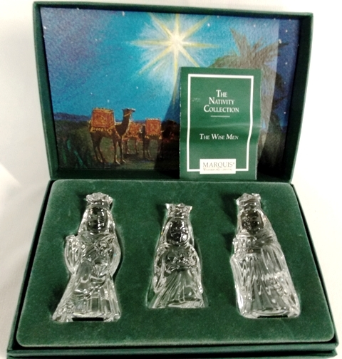 """MARQUIS BY WATERFORD """"THE WISE MEN"""""""