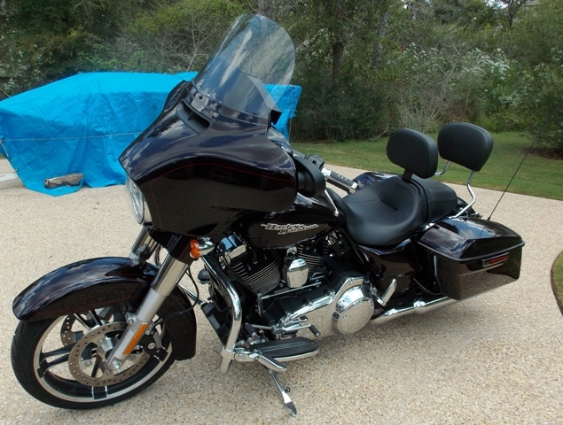 Harley Davidson – 2014 HD FLHXS Street Glide Special ~ Less Than 400 Miles