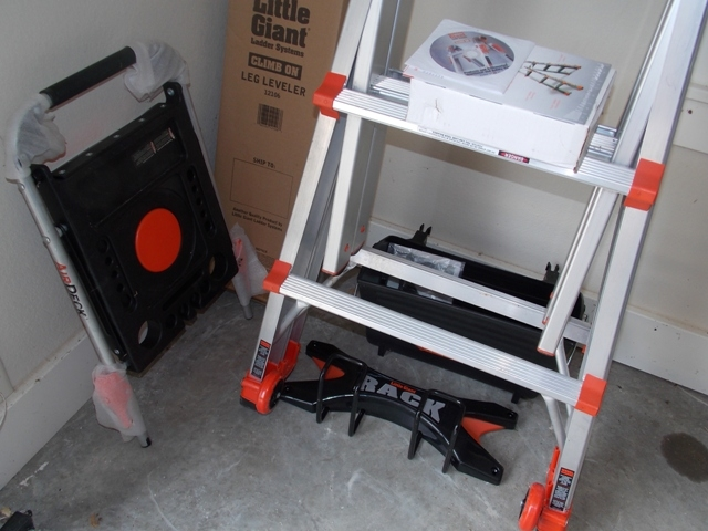 VIEW 2~LITTLE GIANT EXTREME LADDER SYSTEM + ACCESS.