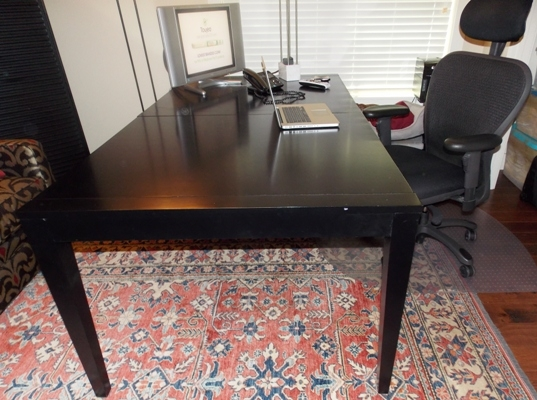 """42""""X78"""" DINING TABLE"""