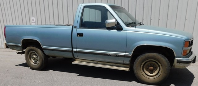 1989 CHEVROLET 3500, VIN IGCG34NXKE22126, RUNNING CONDITION