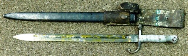 1891 BAYONET & SHEATH