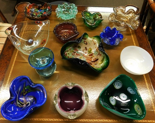 MURANO GLASS COLLECTION