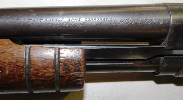 *STEVENS SAVAGE ARMS, MODEL 778