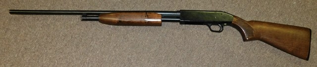NEW HAVEN BY MOSSBERG, 410 GA SHOTGUN, MODEL 600ET