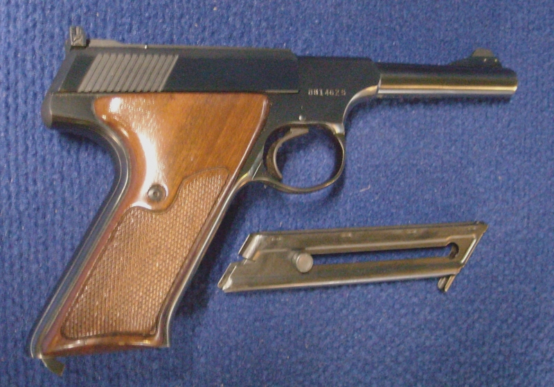 VIEW 2~ COLT WOODSMAN  PISTOL