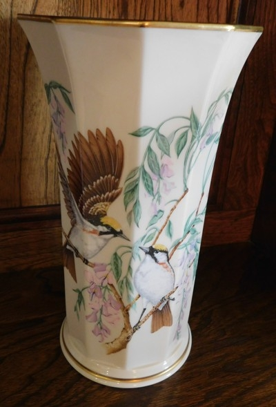 LENOX COLLECTION - THE JEFFERSON VASE - 44