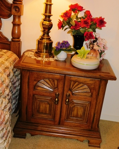 THOMASVILLE PAIR OF NIGHTSTANDS