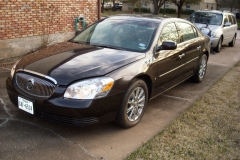2009 4D BUICK