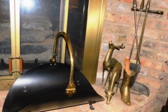 FIREPLACE TOOLS-